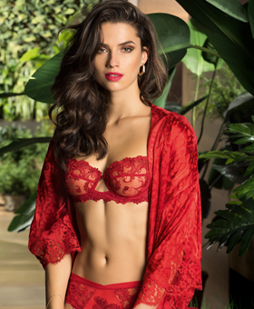 Lise Charmel Dressing Floral Solaire