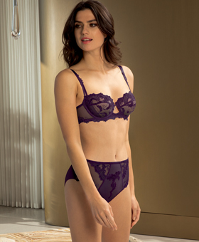 Lise Charmel Dressing Floral India