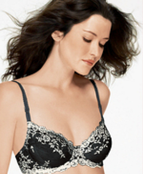 Wacoal Embrace Lace Black