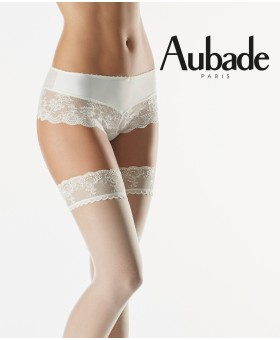 Aubade a L'Amour Ivory Stockings