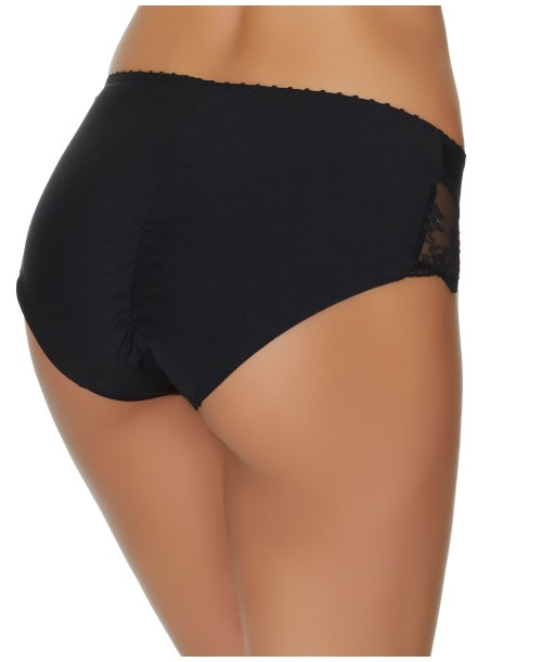Aubade a L'Amour Black Shaping Brief