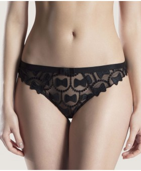 Bow Soir Thong