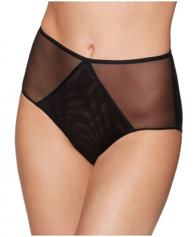 Nudessence Black High Waisted Brief