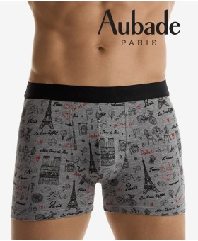 Boxer Men Paris Boxer Short