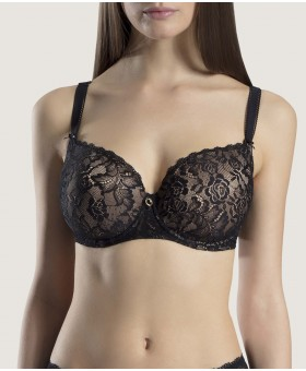 Rosessence Moulded Half Cup Bra