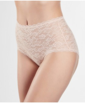 Rosessence Nude High Brief
