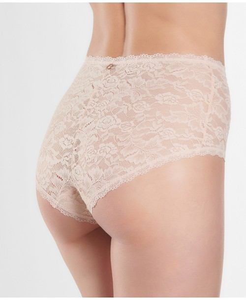 Aubade Rosessence Nude High Brief