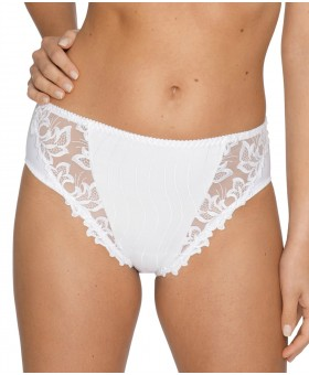 Deauville Full Brief White Full Brief