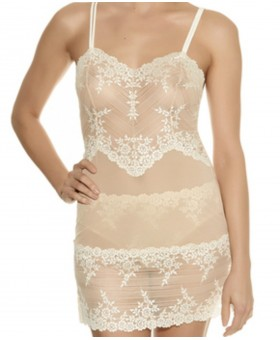 Embrace Lace Chemise Natural Chemises