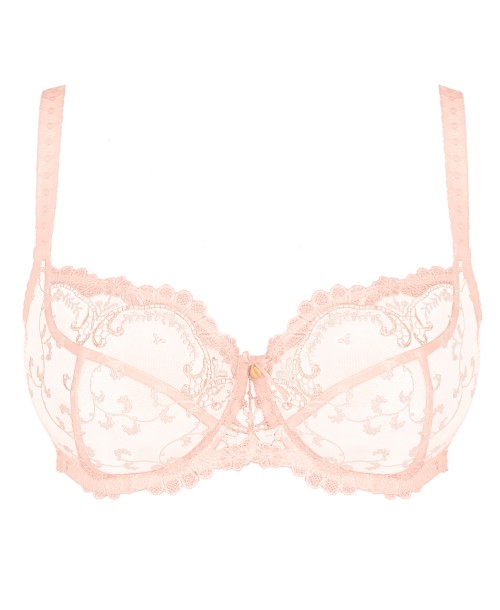 Empreinte Carmen Rose Amour Low Necked Bra