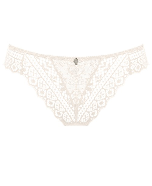 Cassiopee Silk Thong