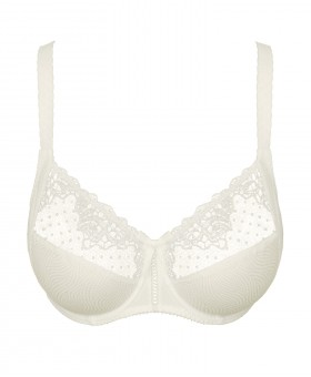 Erin Natural Full Cup Bra Non Padded