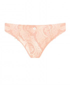 Lilly Rose Peach Thong