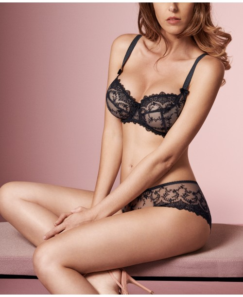 Empreinte Louise Ombre Low Neck Bra