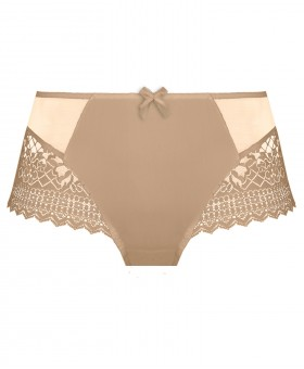 Melody Caramel High Brief - New