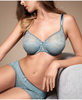 Melody Glacier Seamless Full Bra Non Padded