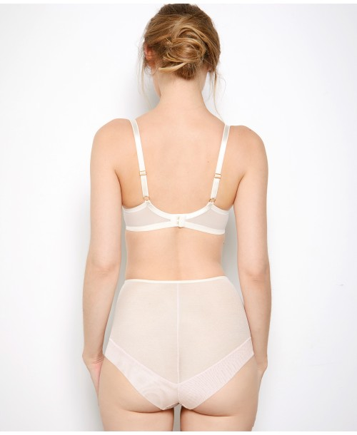 Abrielle Chalk High Waist Brief