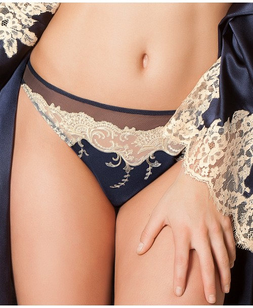 Splendeur Navy Thong Thong