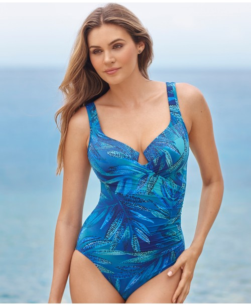 Miraclesuit Best Fronds Forever Escape Swimsuit