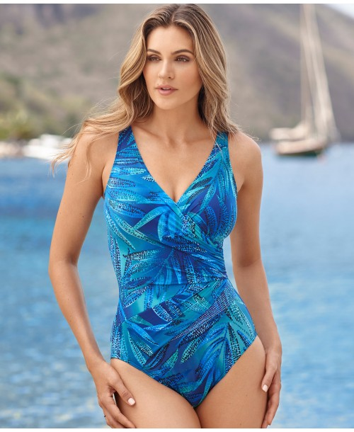 Miraclesuit Best Fronds Forever Hidden Treasure Swimsuit