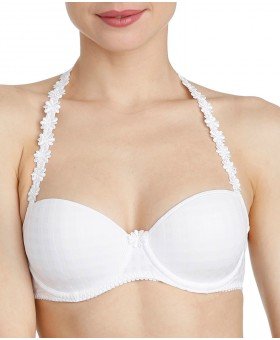 Avero Multiway Balcony Bra White Balcony