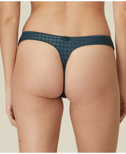 Marie Jo Avero Empire Green Thong