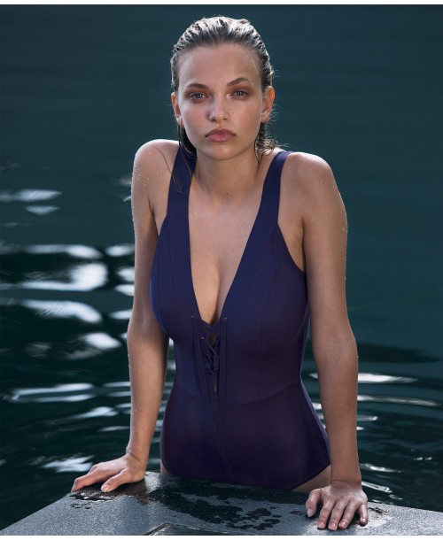 Bonnie 61 Swimsuit V Neck