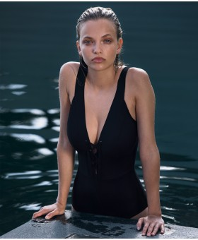 Bonnie 61 Black Swimsuit
