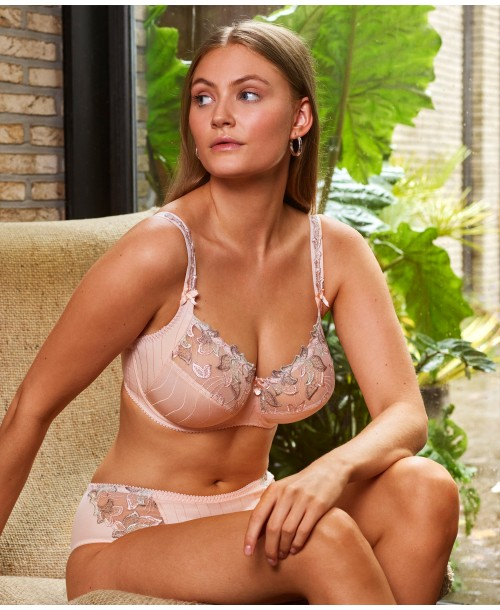 Deauville Silky Tan Full Cup Bra