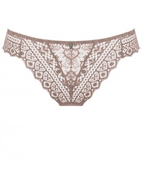 Cassiopee Thong Wild Rose Thong