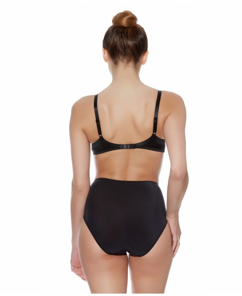 Eglantine Control Brief Black Full Brief