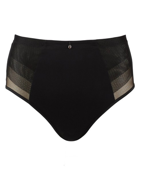 Onde Sensuelle Black Shaping Brief Control Briefs
