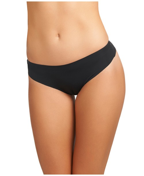 Edge Wise Thong Black Thong