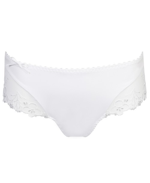 Aurora Luxury Thong White Thong