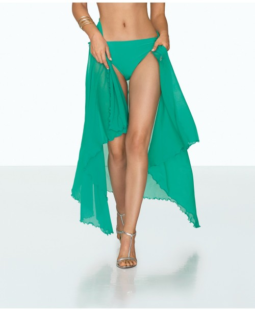 Ceylan Issa Pareo Green Sarongs & Pareos