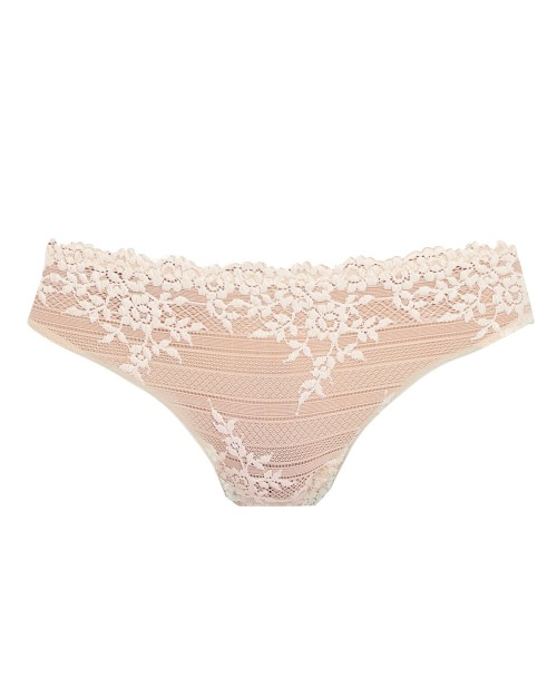 Embrace Lace Brief Natural Brief