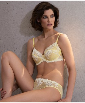 Embrace Lace Lemon Full Cup Bra