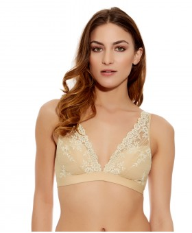 Embrace Lace Natural Soft Cup Bra