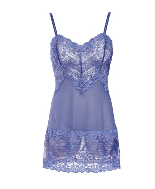 Embrace Lace Twilight Chemise