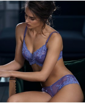 Embrace Lace Twilight Full Cup Bra