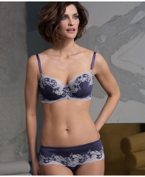 Lace Affair Patriot Full Cup Bra