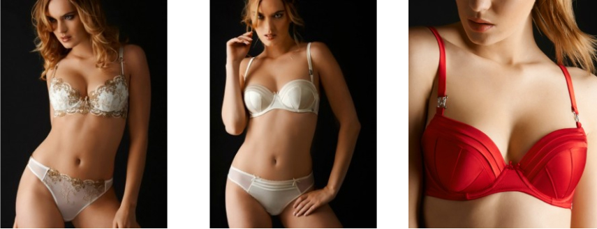 d5e106a25c5 9. Millesia - Best for Exquisite Designs. Another French brand providing  luxurious lingerie