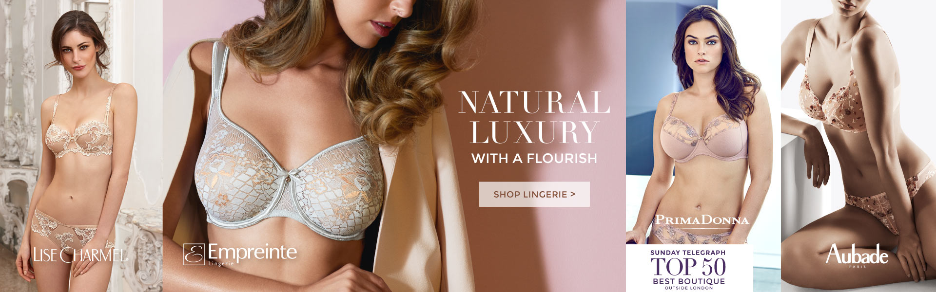 Natural Luxury Lingerie